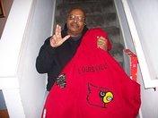 No. 1 Cardinal Fan