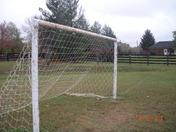 missin it's goalie