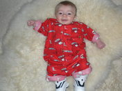 Youngest ever Cards fan!