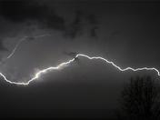 Early Morning Lightning