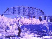 Infrared fishing