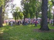 Tea Party Central Park