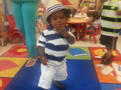 early head start closing program, D'Zarion 1year old