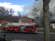 Allison lane townhomes fire