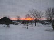 Sunrise January 2010