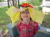 Sara's hat