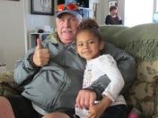 Papa and Alina