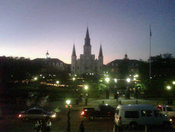 New Orleans Night Time