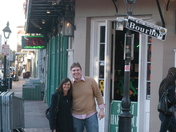 Mom on Bourbon St