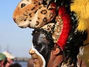 Zulu at Lundi Gras