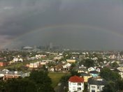 Rainbow over the City.