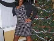 Me at Xmas 2009