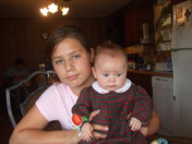 jerrica and granddaughter