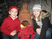 Claire & Darren - Merry Christmas 2008