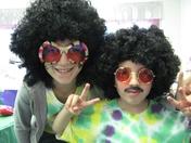 Darren & Claire - Mardi Gras 2008