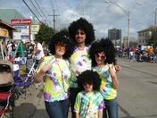 Peace Out @ Mardi Gras 2008