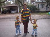 Mardi Gras Princesses