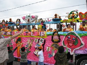 Mardi Gras Day Metry 2007
