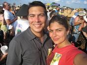 Taslin & her Brother