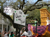 The Queen's Float