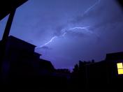 Louisiana Lightning Storm