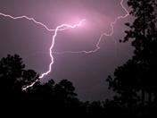 4/2/12 Lightning Storm seen from Slidell