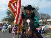Krewe of Rhea Rides in Metairie