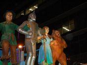 Wizard of Oz Mardi Gras Style
