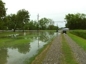 LOCKPORT RAINFALL 3/22/12