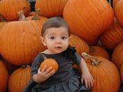 Maelan's 1st Halloween