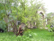 Tree Fell on my house.. Storm on.7/20/2012.
