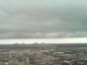 Cool Front Moving Into New Orleans