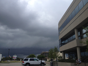 storm front moving in...