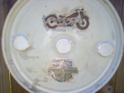 before paint-harley cut out barrel top