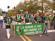 St Catherine's of Siena Men's Marching Club