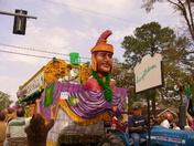 Krewe of Centurions-St Patrick's Day Mardi Gras Parade