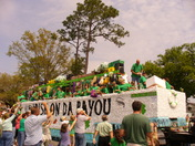 Irish On Da Bayou