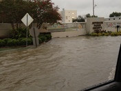 Front of JPSO on West Bank