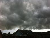 Clouds in Marrero
