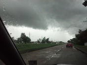 BAD WEATHER COMING