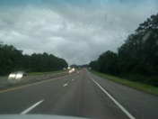 going to gulf port its black here