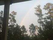 rainbow in Mandeville