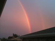 Double Rainbow over St Bernard