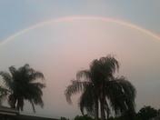 Pre-Issac rainbow!