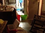 It's raining in my kitchen!!!!