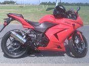 2009 Ninja