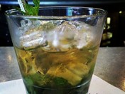 Cocktail (Mint Julep) by mikecrimmins