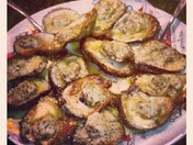 Dragos Oysters by nola_krisjhenry