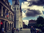 Jackson Square by annalucilu