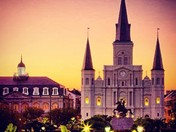 Jackson Square by ivonnelop